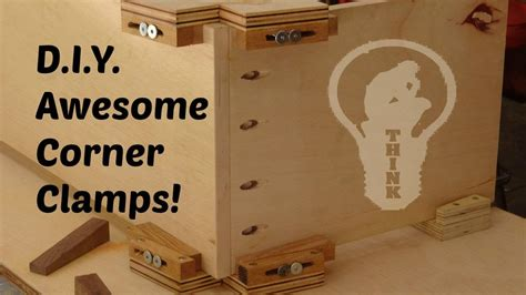 wooden corner clamps youtube