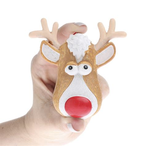 rudolph the red nosed reindeer ornaments crafts