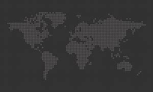 무료 점선된 세계 지도, free vectors - Clipart.me