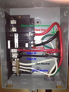 Midwest Spa Disconnect Wiring Diagram