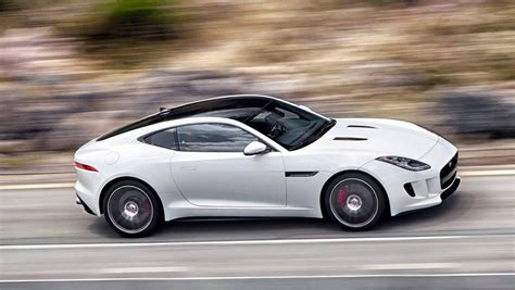 Jaguar F-type R Coupe Review 2015