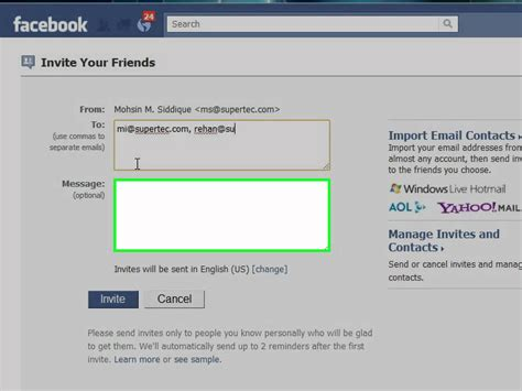 3 Ways to Find Your Friends On Facebook - wikiHow