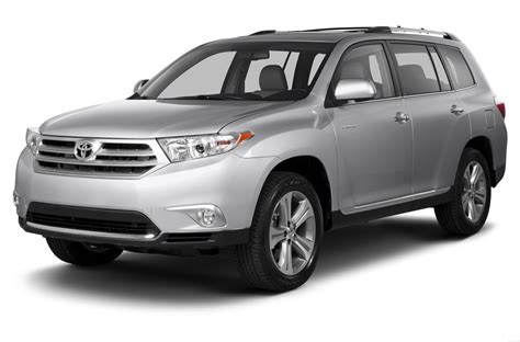 toyota highlander price  reviews features