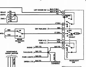 1988 Dodge Diplomat Wiring Digram  Need A Wiring Diagram