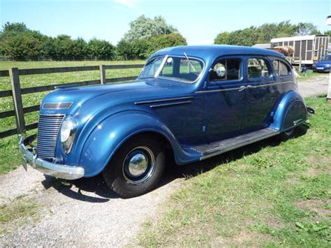 1937 Chrysler Airflow For Sale On Car And Classic Uk [c643409]