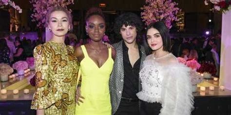 Sarah Jeffery, Lucy Hale, Ashleigh Murray & More Step Out ...