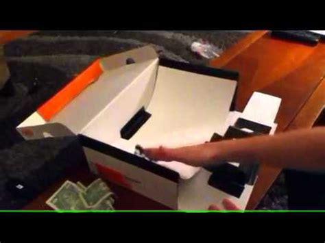 homemade shoebox r directions in description youtube