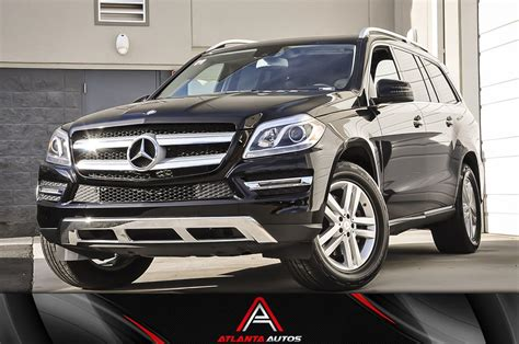 Mercedes benz gl450 black colour leather seat fm radio cd player alloy wheel ready to drive off the road in good and perfect. Used 2015 Mercedes-Benz GL450 4Matic For Sale ($29,999)   Atlanta Autos Stock #466593