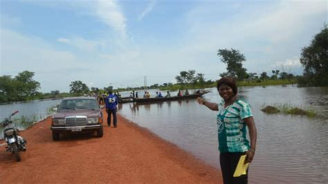 The Great Floods Of Nigeria Moves To Edo State
