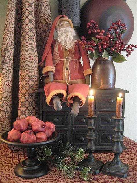 primitive christmas decorating ideas a primitive place country journal magazine holiday 2011 cover unveil