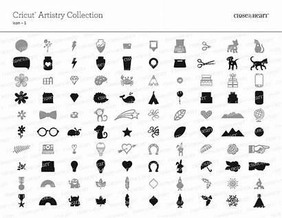 Cricut Artistry Cartridge Shapes Shape Ctmh Stamp