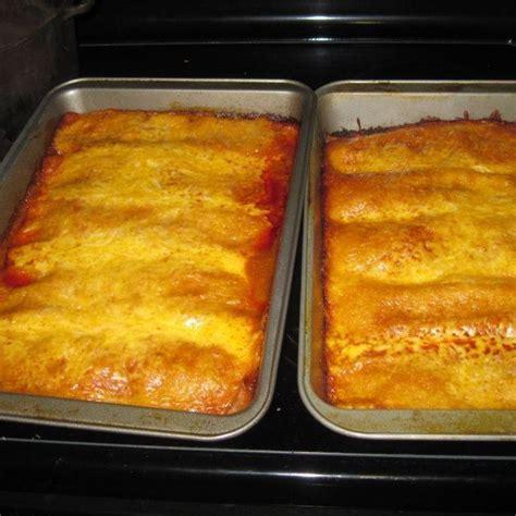 This recipe produced a very flavorful pork tenderloin. Shredded Pork Enchiladas | Recipe | Pork enchiladas ...