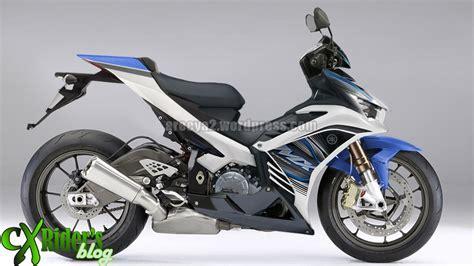 Jupiter Mx Modifikasi Racing Look by Konsep Modifikasi New Jupiter Mx Racing Cxrider