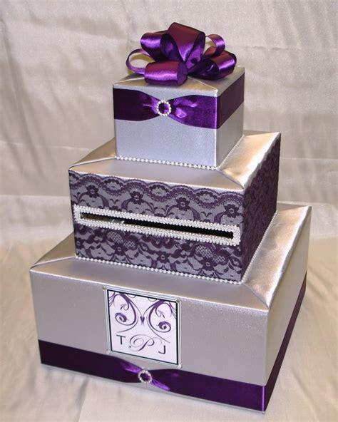 Elegant Custom Made Wedding Card Boxany By Exoticweddingboxes
