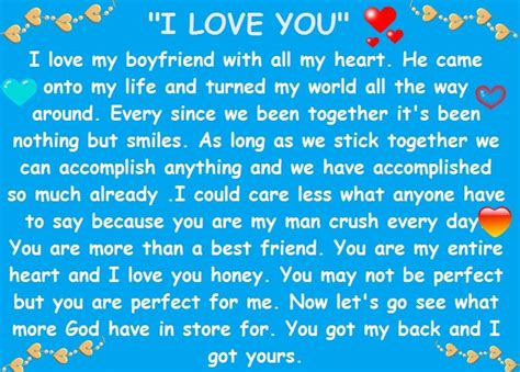 paragraphs   boyfriend ideas  pinterest