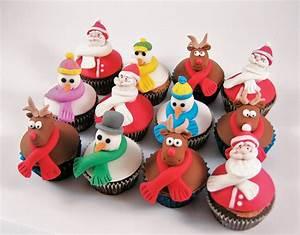 30 Astonishing Christmas Cupcakes