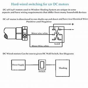 Wiring Diagram For Motorized Blinds Gallery