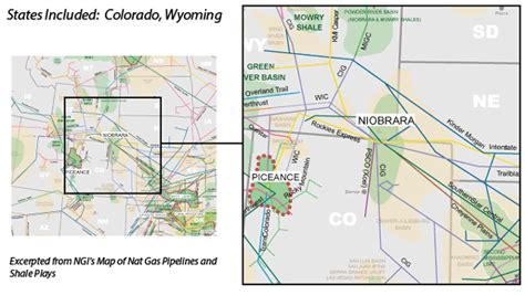 Niobara / Denver-Julesburg Basin Shale Facts and Information