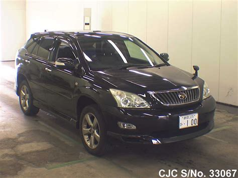 2011 toyota harrier black for sale stock no 33067 used cars exporter