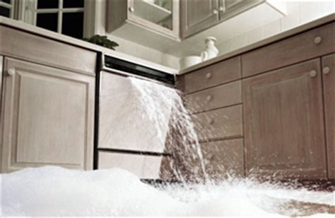 kitchen sink flooding dealing with flood damage to your floors 2714