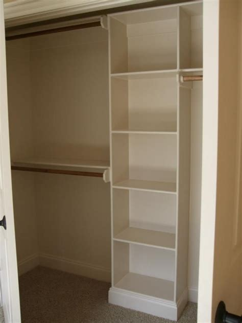 Closet Storage Units by 25 Best Ideas About Small Closet Design On