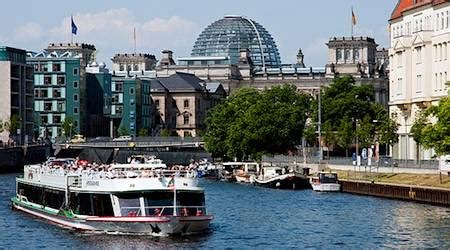 Berlin To Potsdam By Boat by How To Save On Berlin S Boat Tours And River Cruises