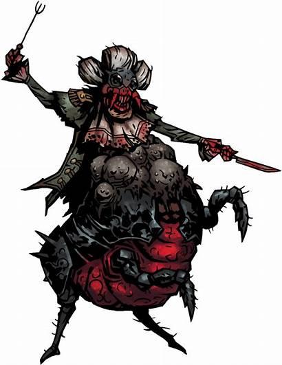 Viscount Dungeon Darkest Characters Creatures Eldritch Darkestdungeon