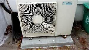 Daikin Multi-inverter Ductless Heat Pump