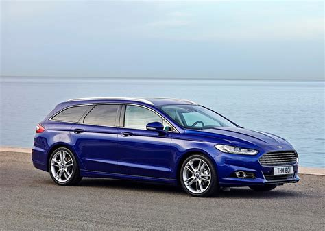 Ford Mondeo Wagon Specs  2015, 2016, 2017, 2018