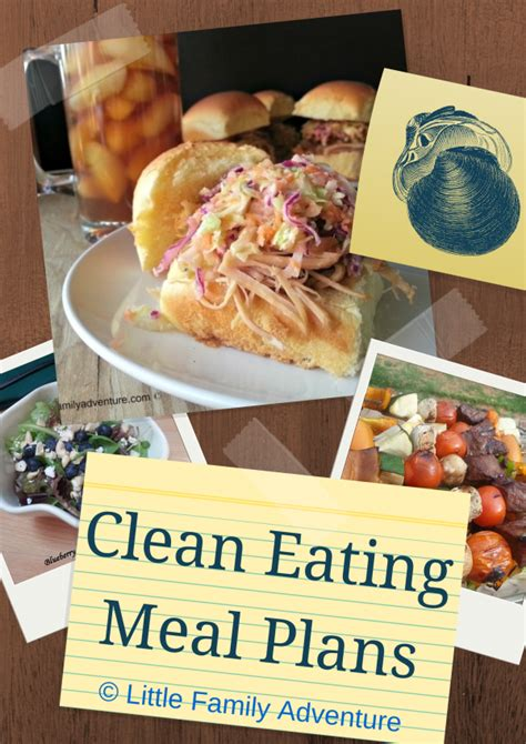 healthy meal planning healthy life clean eating