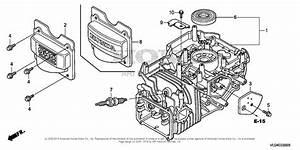 Honda Hrr216k9 Vkaa Lawn Mower  Usa  Vin  Mzcg
