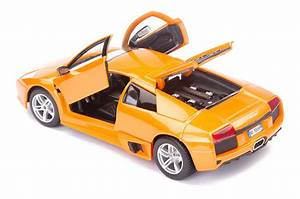 Buy Lamborghini Murcielago LP640 Scale Model 1/24 Orange
