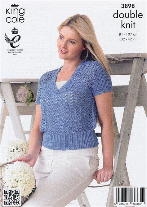 Tops In King Cole Giza Cotton Dk (3898) Deramores