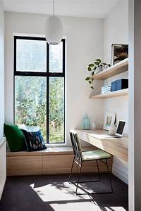 37, Inspiring, Small, Office, Ideas, For, Small, Space