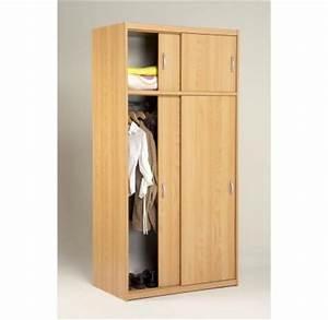 Armoire 4 Portes : armoire 4 portes coulissantes meridien tous les produits mobilier prixing ~ Teatrodelosmanantiales.com Idées de Décoration