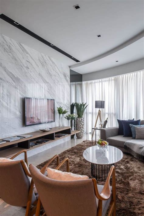 chic ways  incorporate marble   home