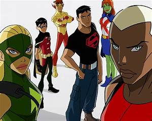 Young Justice live-action TV show coming from The CW ...