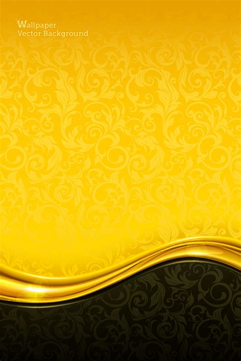Vector Luxury Backgrounds Set 05 Free Download