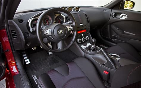 2013 Nissan 370Z Nismo Interior Photo #46575352