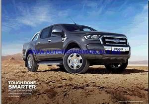 Ford Ranger 2016 Px Mk Ii Workshop Manual  U0026 Wiring Diagrams Manual