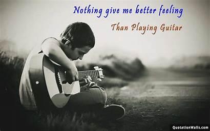 Guitar Feeling Quotes Desktop Wallpapers Status Better