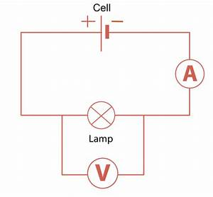 Electric Current And Voltage Worksheet