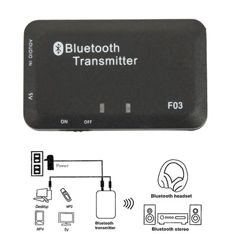mm audio bluetooth transmitter adp stereo dongle