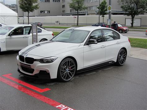 F30 3 Series M Performance Parts On Display At Bmw Welt