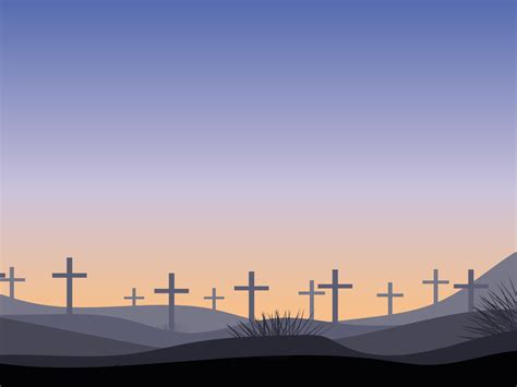 Religious Template by Christian Cemetery Backgrounds Religious Templates