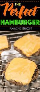 Whos Perfect Hamburg : the perfect hamburger plain chicken ~ Orissabook.com Haus und Dekorationen