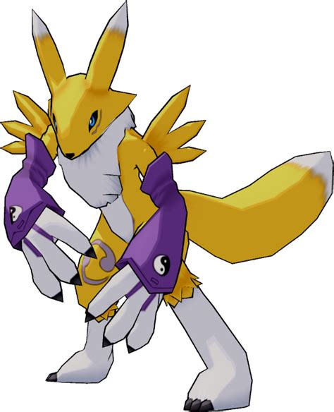 Renamon (World Data Squad) | DigimonWiki | FANDOM powered ...