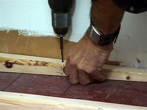 wood floor leveling techniques how to level a floor how tos diy