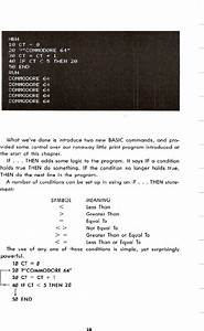 Commodore 64 Users Guide C64 03 Beginning Basic Programming