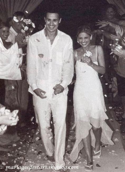 sarah michelle gellar freddie prinze jr mariages de stars